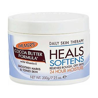Cocoa Butter Formula Solid Formula Cup 200 g