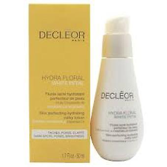 Decleor Hydra Floral White Petal Skin Perfectioning Hydrating Milky Lotion 50ml