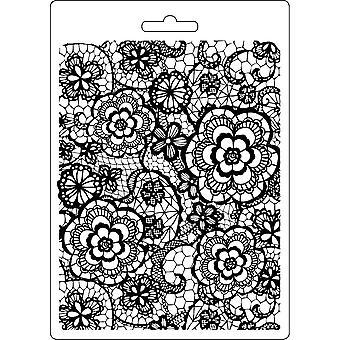 Mjuk mögel A5 blomrad konsistens (K3PTA547)