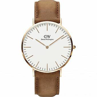 Daniel Wellington Classic DW00100109 Durham 40mm Hombres's Reloj