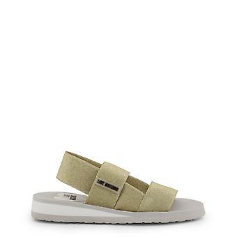 Amor moschino ja16293g mulheres 'sandálias de tecido