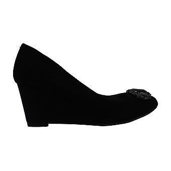 Alfani Frauen's Schuhe Dannah Leder geschlossene Toe klassische Pumpen