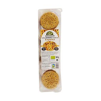 Wholemeal Biscuits from Espelta Eco 200 g