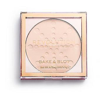 Makeup Revolution Bake & Blot Powder - Lace