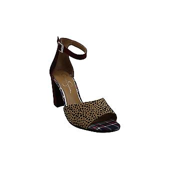 Jessica Simpson mulheres ' s Sherron sapato de salto com rodas