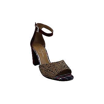 Jessica Simpson Frauen's Sherron Wheeled Ferse Schuh