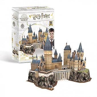 Universiteit spelletjes - zweinstein kasteel - Harry Potter 3d puzzel