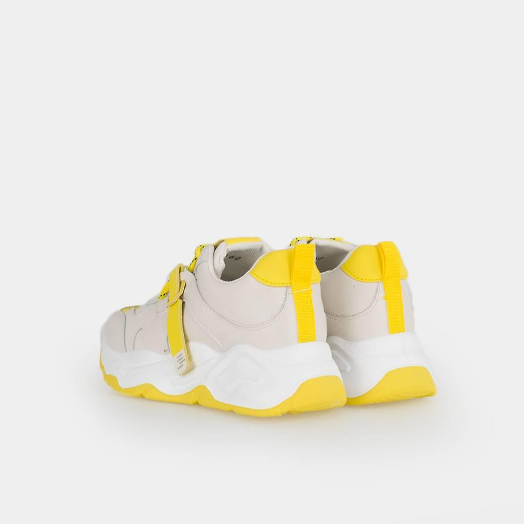 Zian Sport / Slippers 18310_36 Yellow