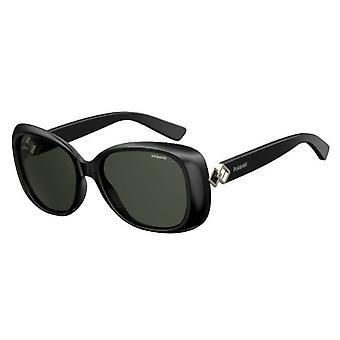 بولارويد PLD4051/S 807/M9 أسود / نظارات شمسية رمادية مستقطبة