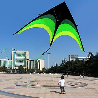 Super Enorme Kite Line Stunt Kids Giocattoli Kite Flying Long Tail Outdoor Fun Sport Educativo Regali Educativi Kite Per Adulti