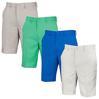 Greg Norman Mens Modern Taper Pro-Fit Wicking Golf Shorts