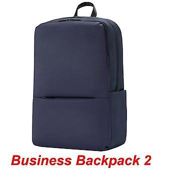 Sac à dos d'affaires de voyage avec 3 poches de grands compartiments zippés sac à dos
