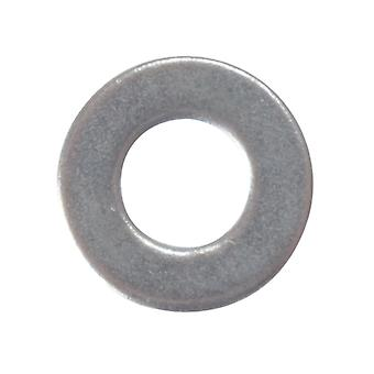 Forgefix Flat Washer Form B ZP M5 Bag 100 FORWASH5M