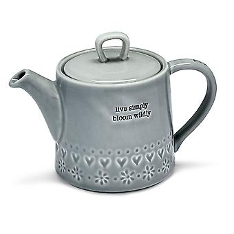Cooksmart Purity Tea Pot