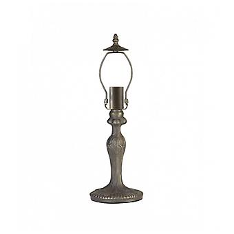 Table Lamp Coffee 1 Bulb Antique Brass 20,5 Cm