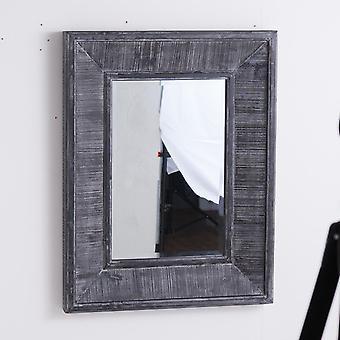 Hill Interiors Arthington madera pared espejo