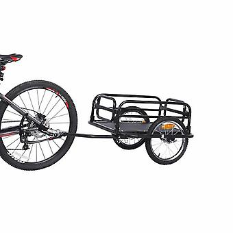 Big Wheel Bicycle Trailer, Large Capacity Foldable, Cargo, Air Wagon