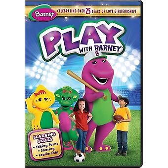 Barney: Play with Barney [DVD] USA import