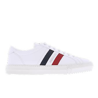Moncler New Monaco Low Top Sneakers Weiß F209A4M71440002 Schuh