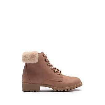 Madden Girl Womens Frannkie Faux Fur Open Toe Ankle Fashion Boots