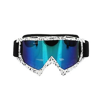 Men Women Multi-color Lens Skating Anti-fog Glasses, Snowboard Goggles