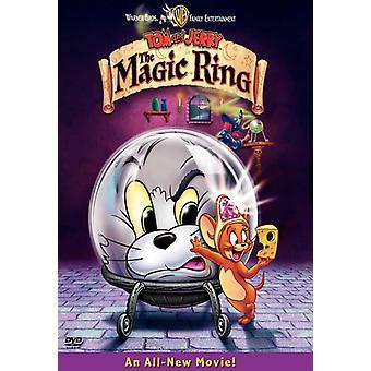 Tom ja Jerry taika rengas elokuvan juliste tulosta (27 x 40)