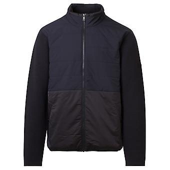 Z Zegna Zz156vvp72b09 Men's Blue Polyester Outerwear Jacket