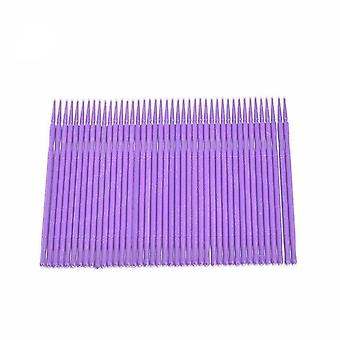 Disposable Microbrush For Eyelashes Extension & Individual Lash Removing Swab