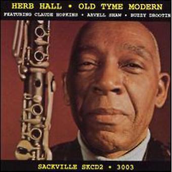 Herb Hall - Old Tyme Modern [CD] USA import