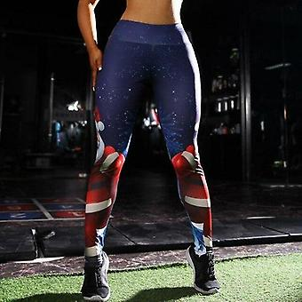 Leggings Sport Women Fitness High