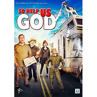 So Help Us God [DVD] USA import