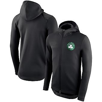 Boston Celtics Showtime Therma Flex Prestanda Full-Zip Hoodie 3YT060