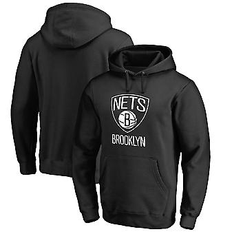 Brooklyn Nets Pullover Hoodie Swearshirt Tops 3WY472