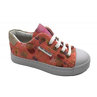 SHOESME Laced & Zipped Shoe