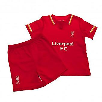 Liverpool FC Childrens/Kids 2015/16 T Shirt And Short Set