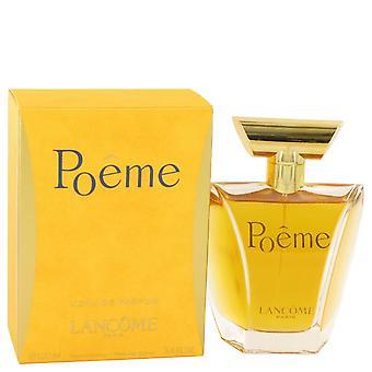 Poeme Eau De Parfum Spray przez Lancome 3,4 uncji Eau De Parfum Spray