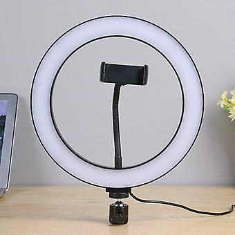 "10"" Selfie Ring Light With Tripod Stand & Phone Lighting"