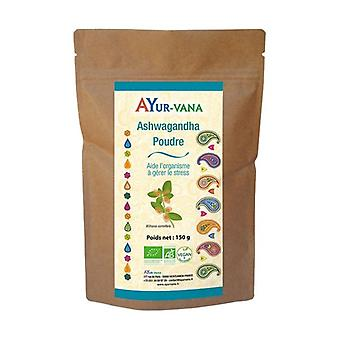 Organic ashwagandha 150 g of powder