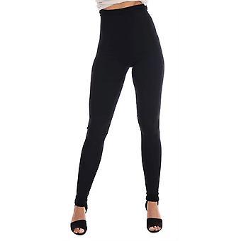Black cashmere stretch t80136535