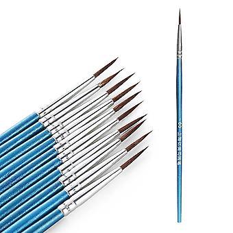 Nylon Fiber Hair-painting Brushes