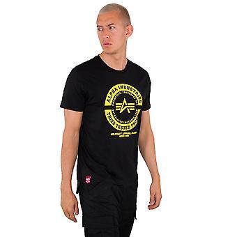 Alpha Industries Men's T-Shirt TTP T