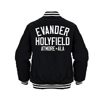 Evander Holyfield Boxing Legend Jacket
