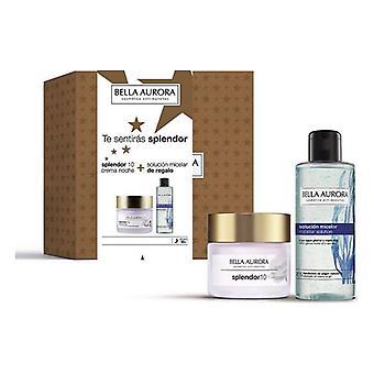 Unisex Cosmetic Set Splendor 10 Bella Aurora (2 Pieces)