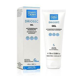 Driosec Gel Hands and Feet 75 ml of gel