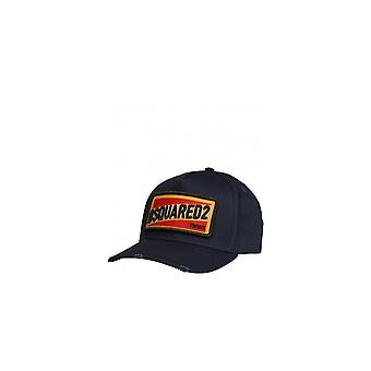 Dsquared2 Embroidered Patch Logo Cap