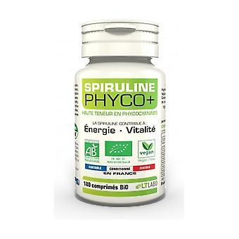 Organic Spirulina Phyco + 180 tablets