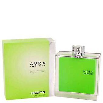 Aura By Jacomo Eau De Toilette Spray 2.4 Oz (men) V728-417208