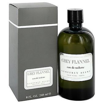Grey Flannel Eau De Toilette By Geoffrey Beene 8 oz Eau De Toilette