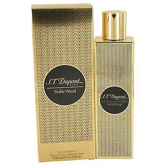 St Dupont Noble Wood Eau De Parfum Spray (Unisex) By ST Dupont 3.3 oz Eau De Parfum Spray