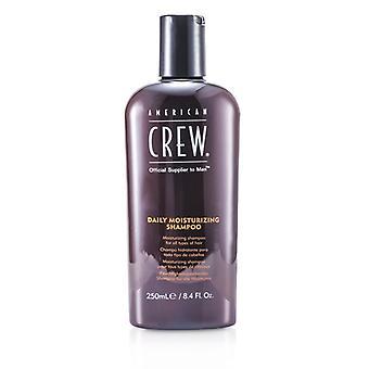 American Crew Men Daily Moisturizing Shampoo (For All Types of Hair) 250ml/8.4oz